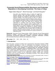 2009-Is_There_a_relationship_between_Corporate_Social_Responsibility_Disclosure_and_Corporate_Reputa
