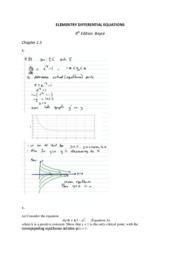 ELEMENTRY DIFFERENTIAL EQUATIONS 2.5