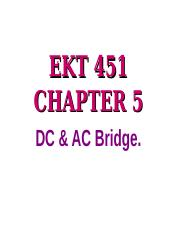 CHAPTER 5 - DC AC  BRIDGE 1MAC07.PPT