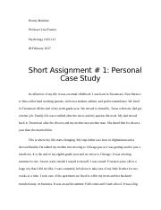 Short_Assignment_#1_Personal_Case_Study.docx