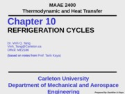 Chap%2010%20Refrigeration%20Cycles0