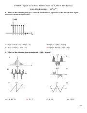 EEE3501 _Signals and Systems_Midterm_ANSWERS