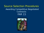 Source Selection Procedures