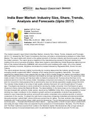 niir-india-beer-market-industry-size-share-trends-analysis-forecasts-upto-2017