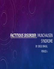 Factitious Disorder - Diego Brasil p.5