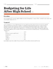Activity_Budgeting_For_Life_After_High_School-3