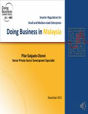 2.Sub-National Doing Business