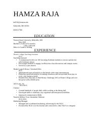 latest-resume