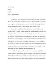 eng revision memo essay clark wells alex mcnulty english  2 pages