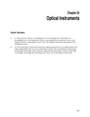 1_Chapter 25 HomeworkCH25 Optical Instruments