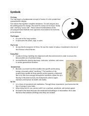 daoism essay