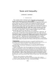 413067-Taxes-and-Inequality.PDF