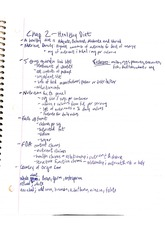 nut healthy diet notes