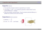 103. Capacitor and Capacitance