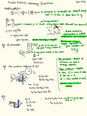 CHEM 437 Lecture 2 Notes