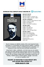 Politics As A Vocation (Max Weber)_ Macat StudyGuide
