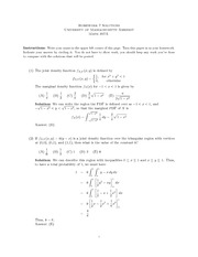 HW7 (solutions)