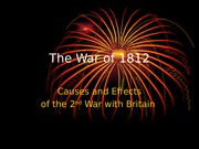 the_war_of_1812