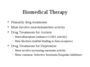 13 - Therapies