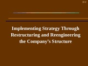 restructuring-anf-reengineering