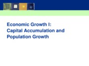 Capital Accumulation & Population Growth