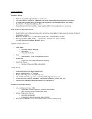 Chapter 25 Outline Template