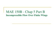 MAE 150B - 05B - Incompressible Flow over Finite Wings