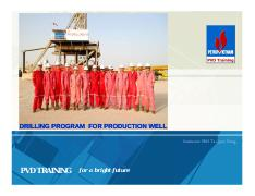 5. Drilling program for production well.pdf