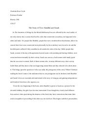 Analytical Book Review- The Invention of Wings - Google Docs.pdf