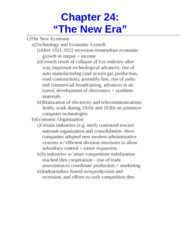 "Chapter 24- ""The New Era"""