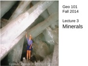 GeoE 101 Lecture 3.minerals (1)