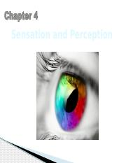 Ch. 4 Sensation and Perception.pptx