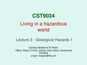 Lecture 3 Geological Hazards 1_20120212_1536