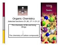 Organic Chemistry Full Notes (All slides)