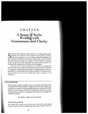 Chapter 4 Conciseness and Clarity