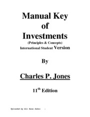 69931080-Investments-by-Charles-P-Jones-Ed-11-Key-Manual-Solution