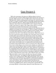 Case Project 5