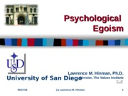 Psychological-Egoism (1)