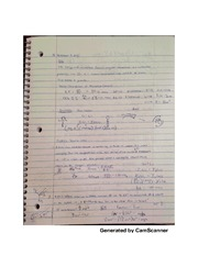 Energy and momentum notes