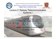 Lecture 2 - Communication I v2.0