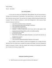 vector aeromotive corporation case study solution