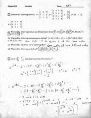 Worksheet 7 Solution
