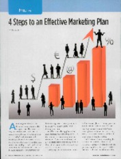4 Steps to an effective Marketing Plan Activity II Resource
