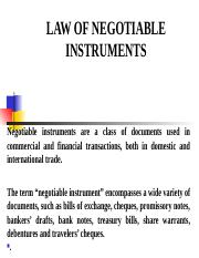 132644_8.LAW OF NEGOTIABLE INSTRUMENTS