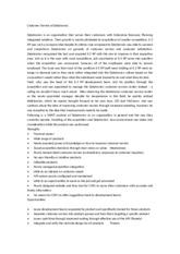 case study customer service at datatronics