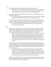 Part C For every 10 mole of glycine in the sample how many ...