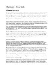 Christianity – Study Guide.pdf