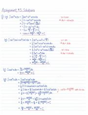 203_Assignment_5_Solutions