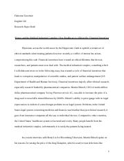 MONEY AND MEDICINE-RESEARCH PAPER.docx
