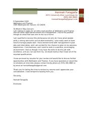 Hannah Faragalla Cover Letter Business Case 2